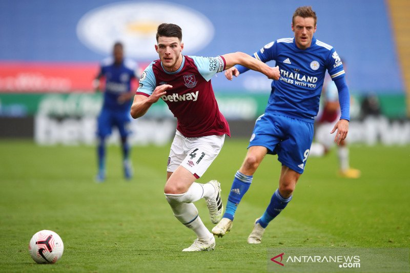 Liga Inggris: Leicester City vs West Ham United