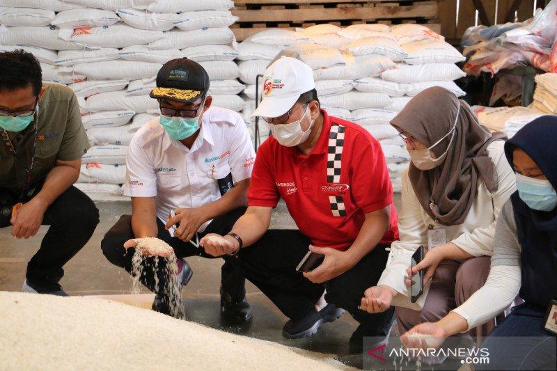 Kemensos pastikan distribusi bantuan beras sosial di Banten lancar