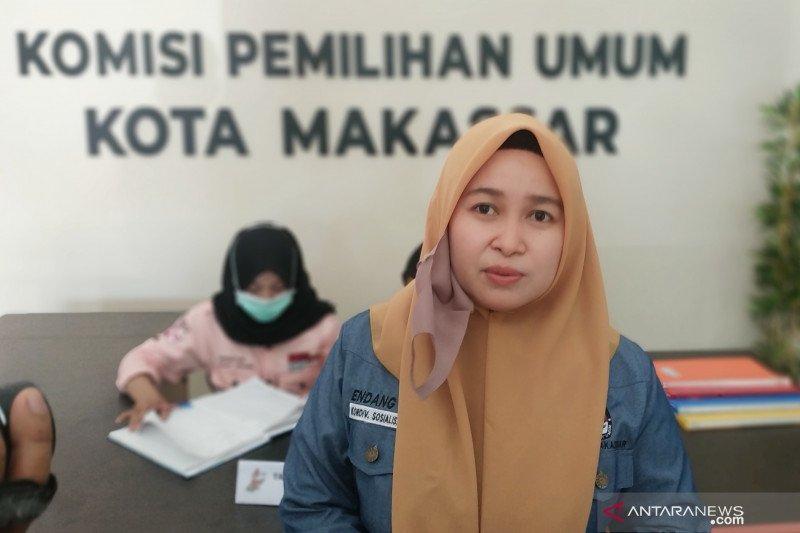 KPU Makassar cari 21.510 orang petugas KPPS