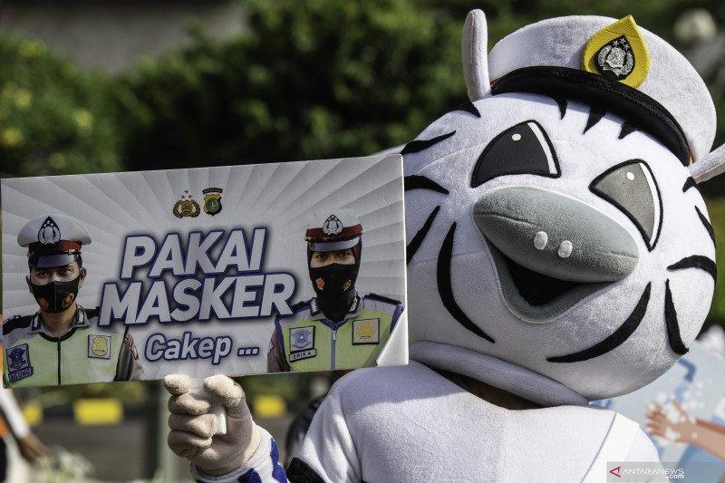 Akademisi minta masyarakat gunakan masker dengan benar