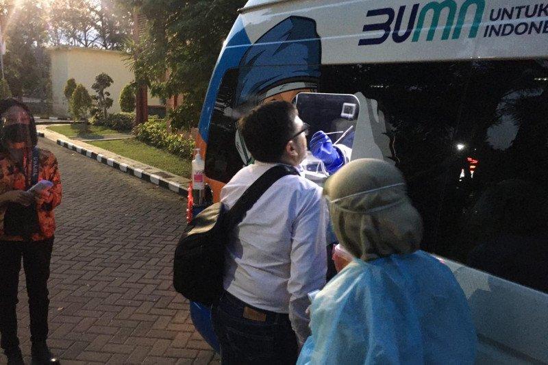 Pemkot Surabaya fasilitasi swab gratis bagi tamu World Habitat Day