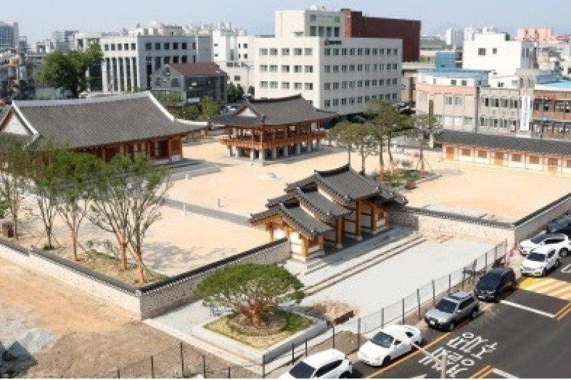Situs bersejarah Korea akan dibuka pada 7 Oktober