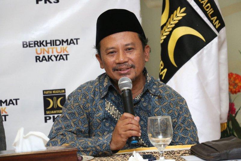 Ketua DPP PKS perkirakan pertumbuhan ekonomi 4 persen 2020-2024