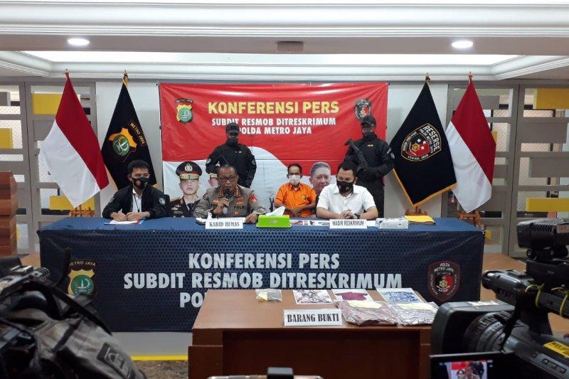 Polda Metro Jaya tangkap penculik anak berkebutuhan khusus di Sunter
