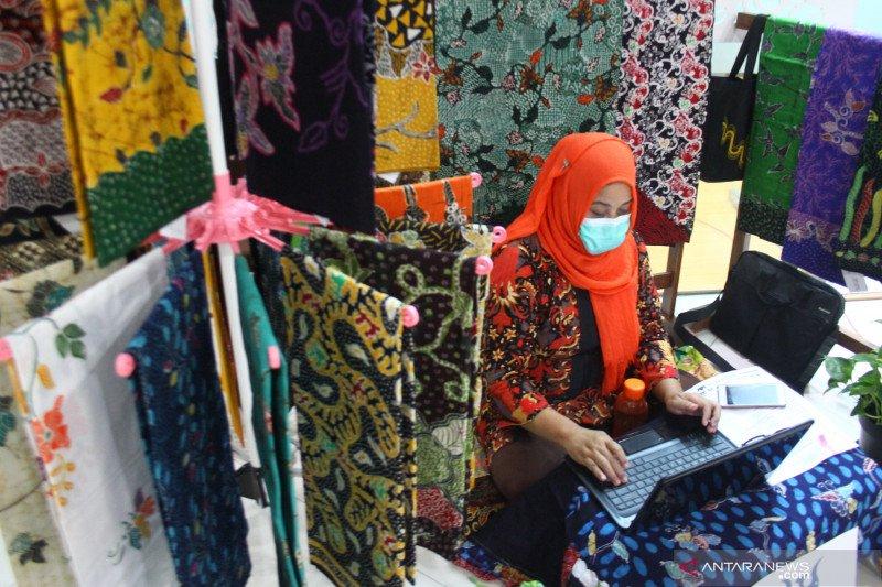 Digitalisasi pasar batik