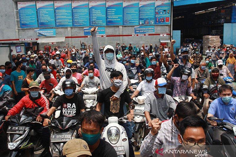 Menaker: Prematur simpulkan pekerja rentan PHK akibat UU Cipta Kerja