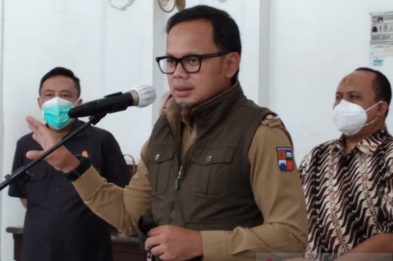 Kota Bogor intensifkan edukasi protokol kesehatan di perkantoran