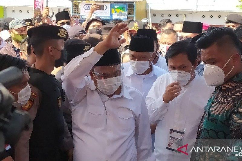 Gugatan dikabulkan, Agusrin jadi peserta Pilgub Bengkulu