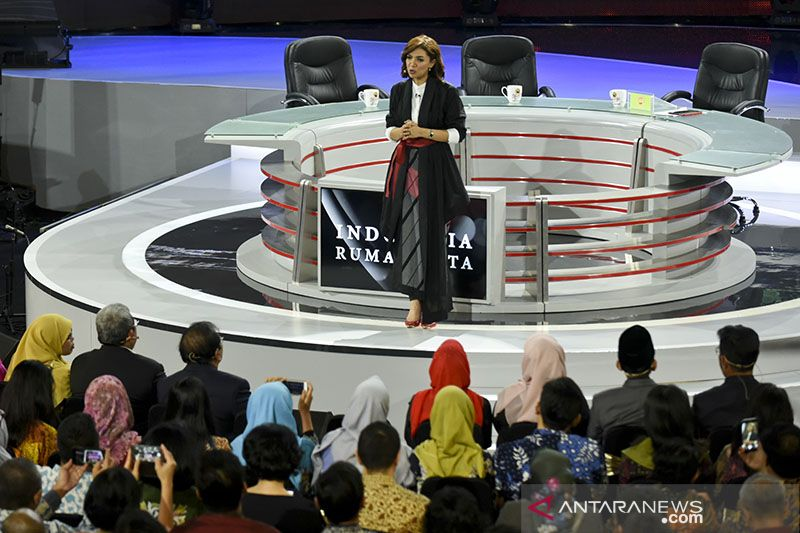 Relawan Jokowi laporkan Najwa Shihab ke polisi