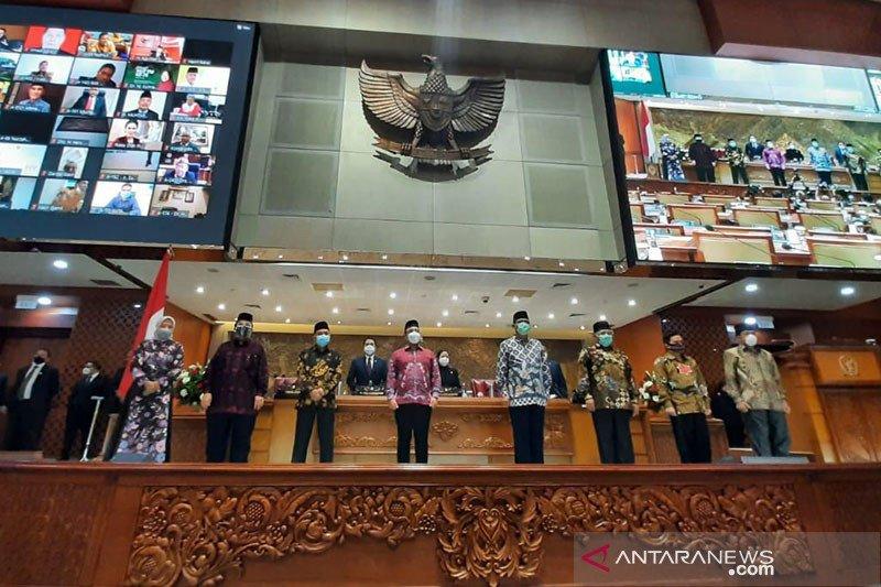 DPR tetapkan delapan anggota Baznas baru