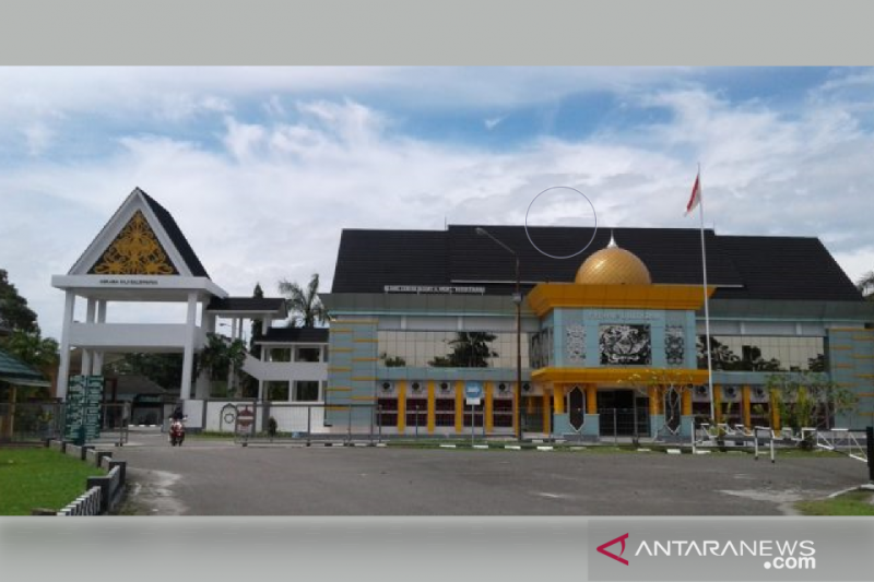 Asrama Haji  Batakan untuk isolasi pasien COVID-19 status OTG