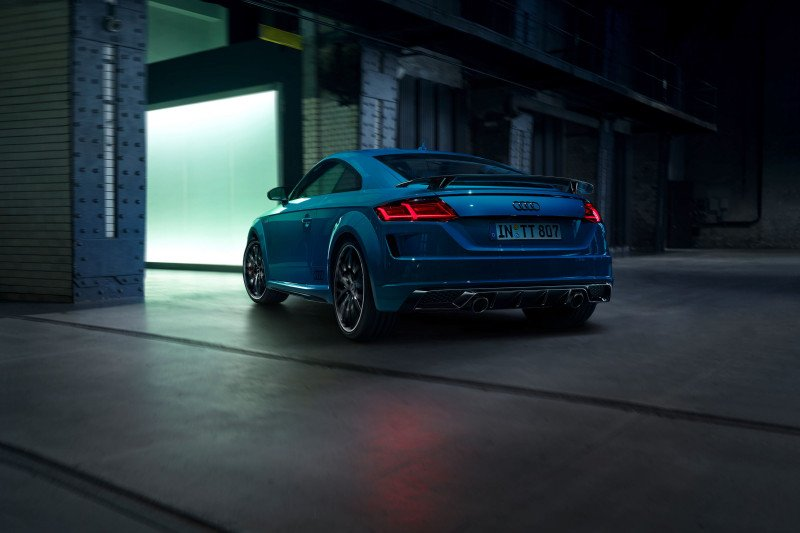 Audi kenalkan S Line Competition yang lebih sporty