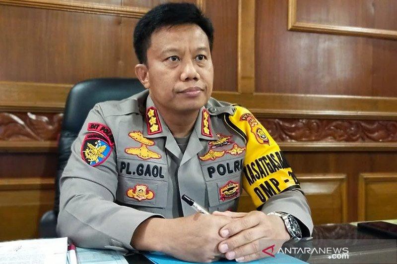 Ditpolairud Polda Jambi bantu distribusikan logistik pilkada serentak
