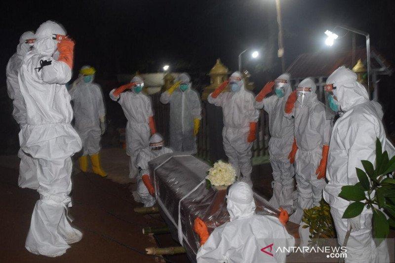 Angka kematian akibat COVID-19 di Jepara turun