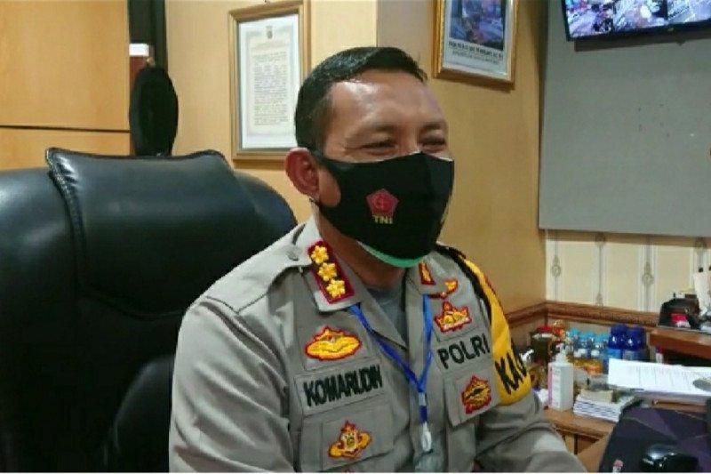 Polisi turunkan tim Labfor dalami kasus ledakan tabung nitrogen