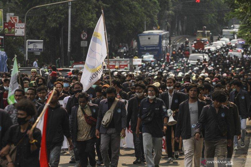 Polda Metro Jaya siagakan 9.346 personel antisipasi unjuk rasa