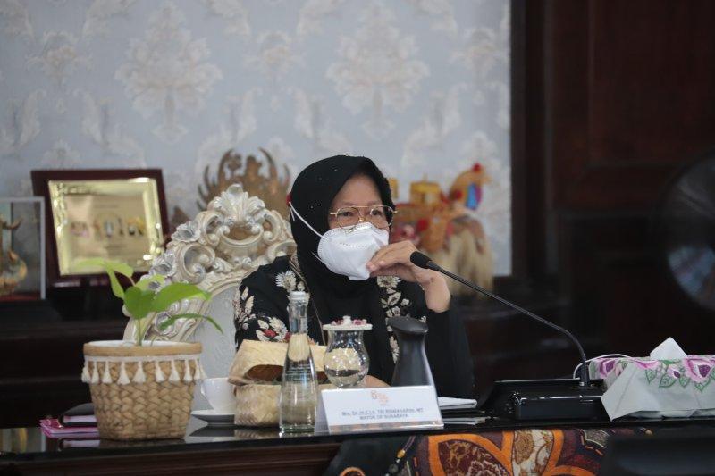 Wali Kota Risma bahas pemukiman layak saat pandemi COVID-19