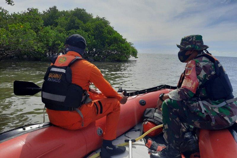 Sudah tujuh hari,  SAR hentikan pencarian nelayan hilang Perairan Siau