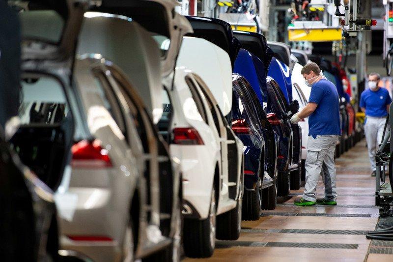 MG Motor bakal produksi mobil di pabrik VW?