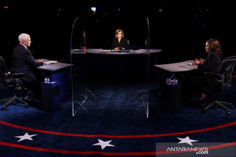 Hampir 58 juta orang tonton debat wakil presiden AS