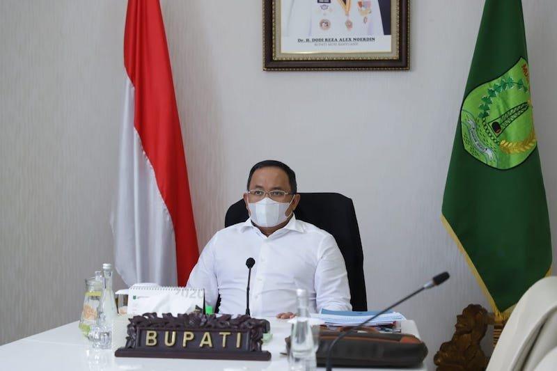 Kasus COVID-19 bertambah 13 orang positif di Kabupaten Musi Banyuasin