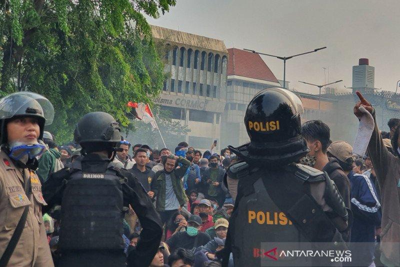 Polisi siapkan 12.000 personel untuk amankan aksi di Istana Merdeka