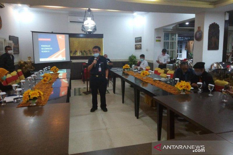 KRL Yogyakarta-Klaten diuji coba 10 November