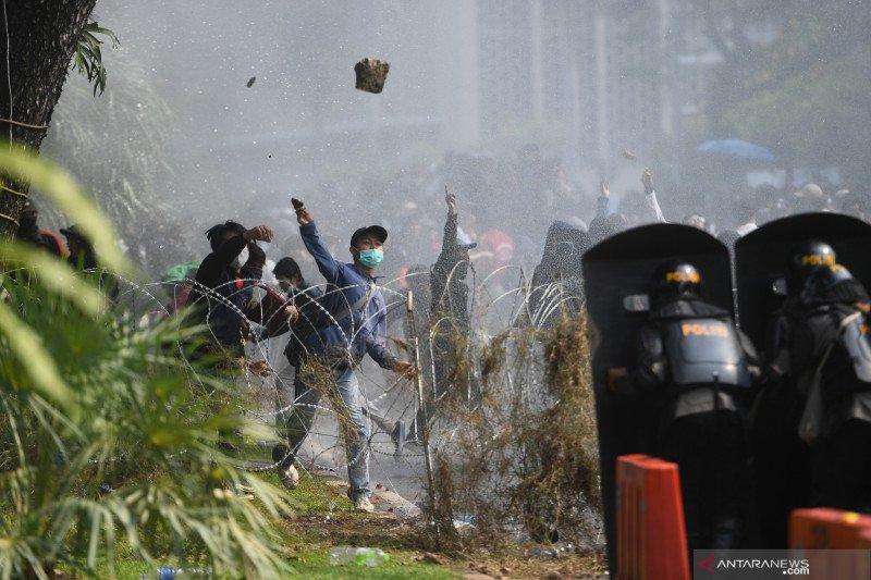 Polisi amankan 11 orang terkait ambulans kabur di Menteng
