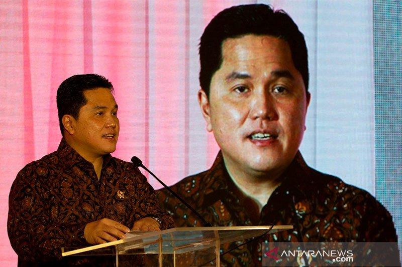 Erick Thohir: Akuisisi Vale Indonesia penting bagi hilirisasi minerba