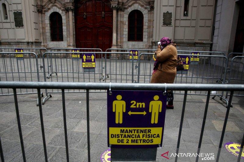 IMF prihatin atas kerusuhan sosial pasca-COVID di Amerika Latin