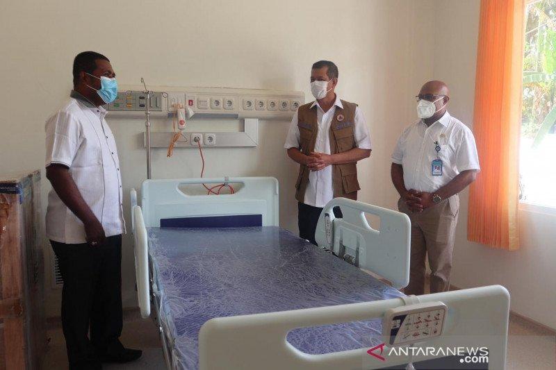 Biak Numfor punya rumah sakit rujukan baru untuk penanganan COVID-19