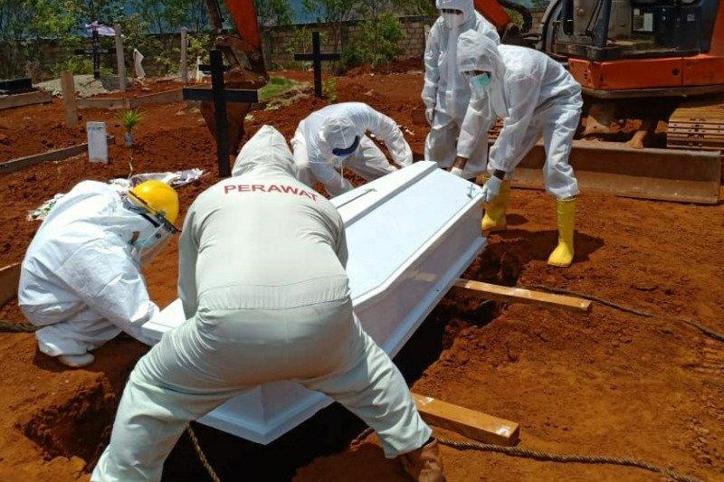 Jubir : 113 warga di Papua meninggal akibat terpapar COVID-19