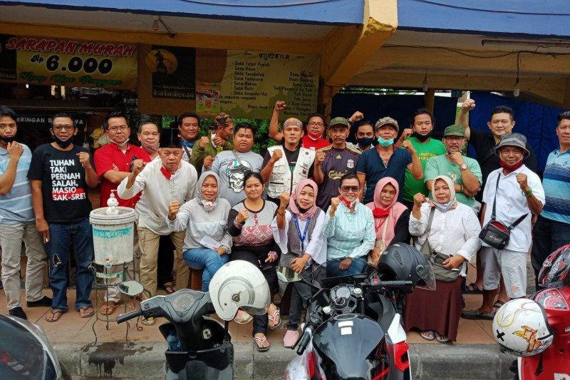 Puluhan elemen masyarakat Surabaya deklarasikan gerakan Jogoboyo