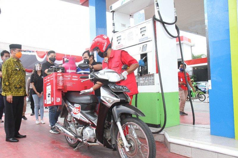 Pertamina siap penuhi kuota BBM di Jatim saat libur panjang
