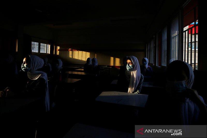 Sekolah di Gaza kembali dibuka