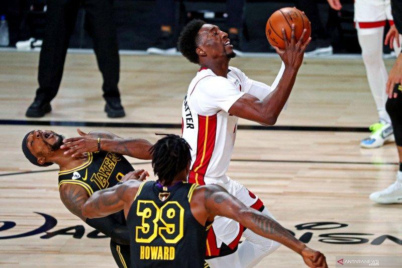 Final NBA : Heat tunda kemenangan LA Lakers