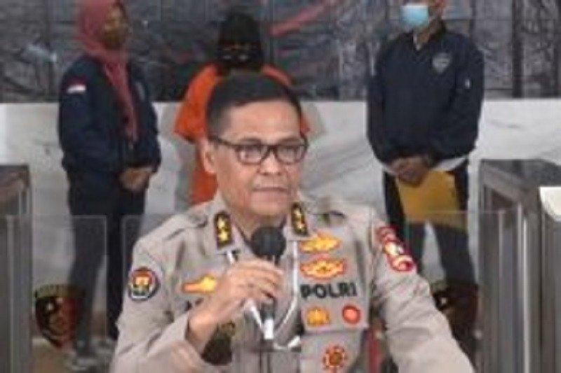 Kemarin, 5.918 orang demo rusuh ditangkap hingga KKB Intan Jaya