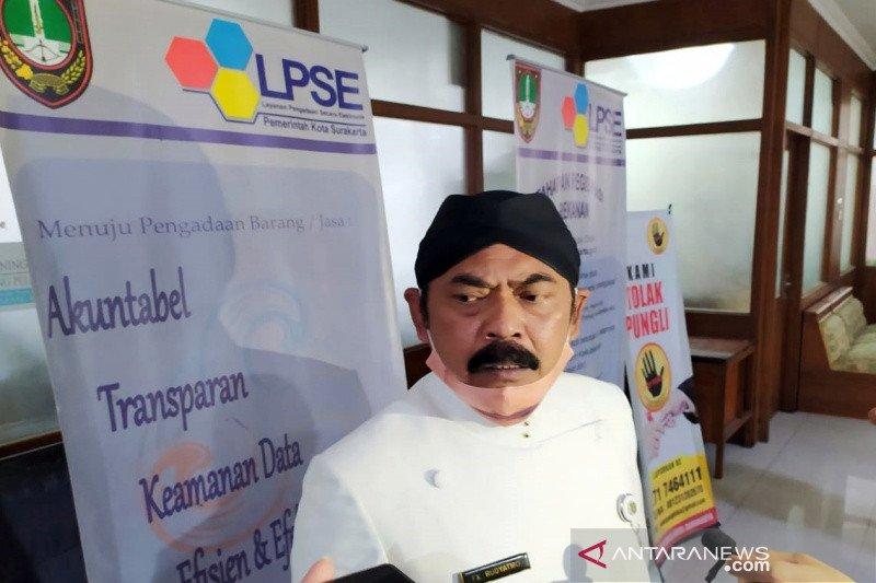 Jelang purnatugas, Wali Kota Surakarta minta warga pegang budaya hidup