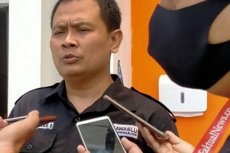 Bawaslu Kabupaten Blitar temukan pasangan calon tak urus STTPK