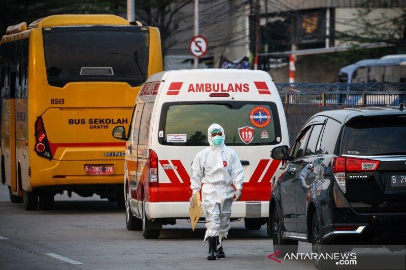 Persentase sembuh COVID-19 Jakarta capai 87,1 persen pada Rabu (28/10)