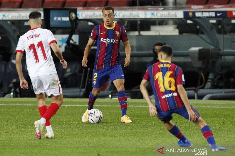 Pelatih timnas AS sebut Sergino Dest layak berada di Barcelona