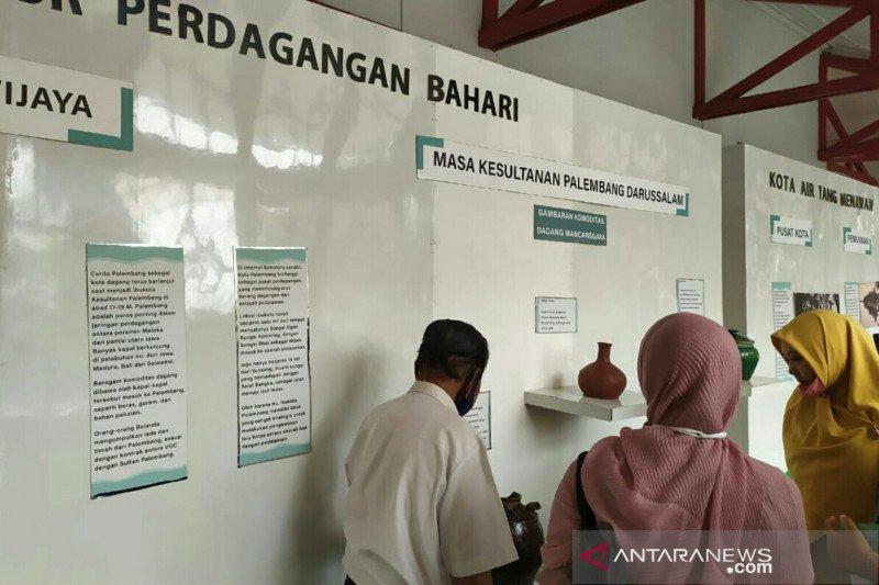 Museum SMB II Palembang buat pameran kontemporer 'Venesia dari Timur'