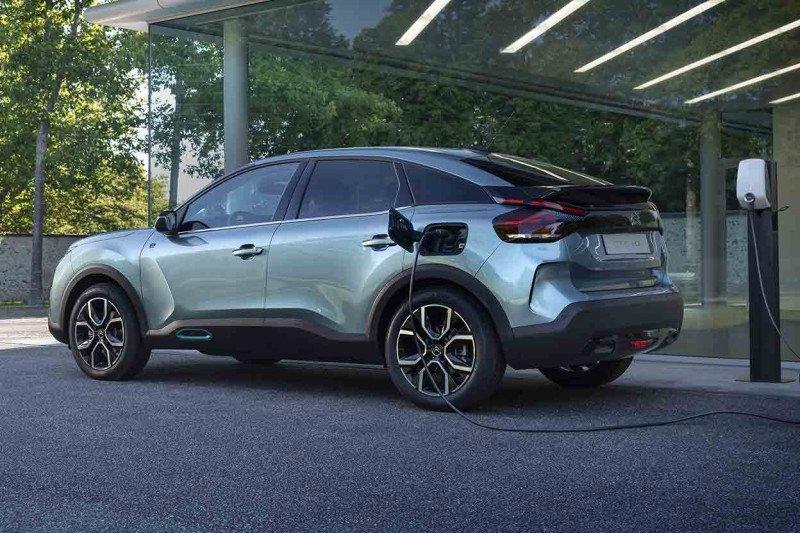 """Citroen akan """"gempur"""" pasar mobil listrik mulai 2022"""