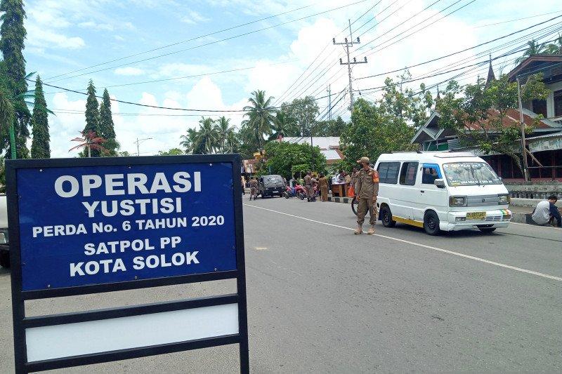 Sumatera Barat akan gelar razia tertib masker sampai pandemi berakhir