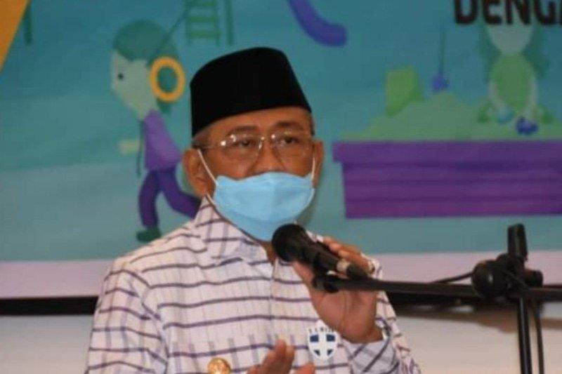 Gubernur Sulbar minta realisasi belanja APBD dipercepat