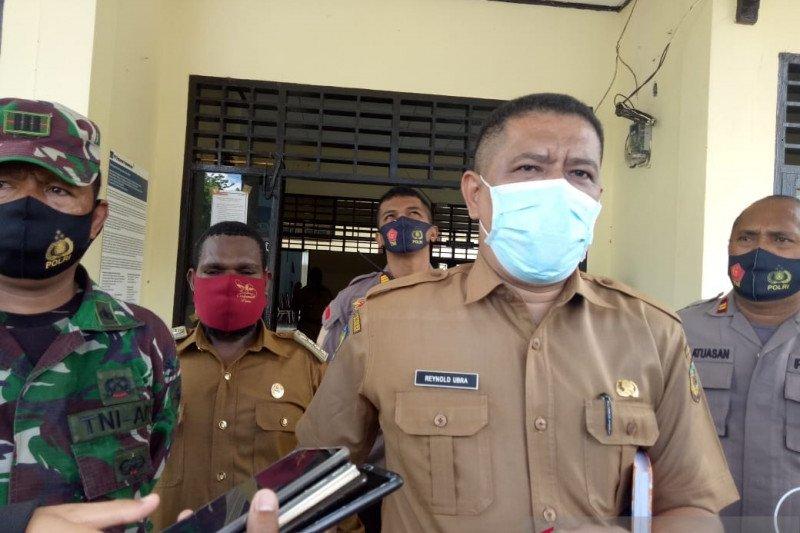 Di Mimika-Papua, positif COVID-19 lampaui 2.000 kasus
