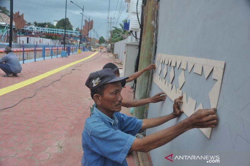 Palembang targetkan pengerjaan fisik tujuh infrastruktur dimulai 2021