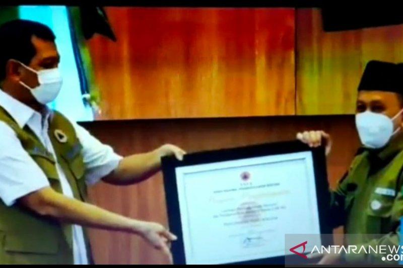 LPBI NU raih penghargaan penanganan bencana dari BNPB