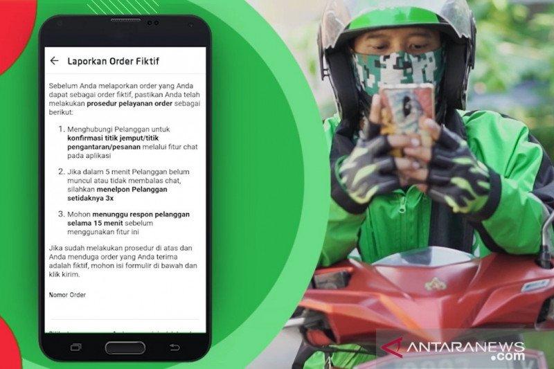 Gojek hadirkan fitur baru lindungi mitra driver dari order fiktif