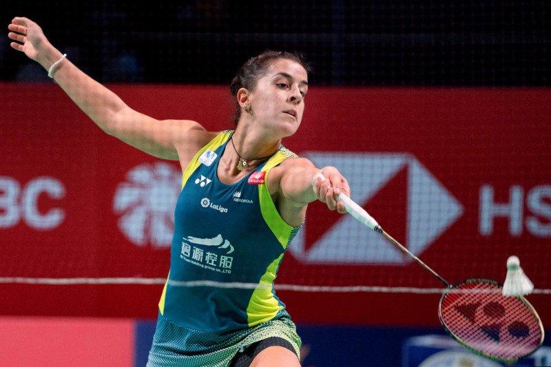 Carolina Marin bidik gelar juara Denmark Open 2020